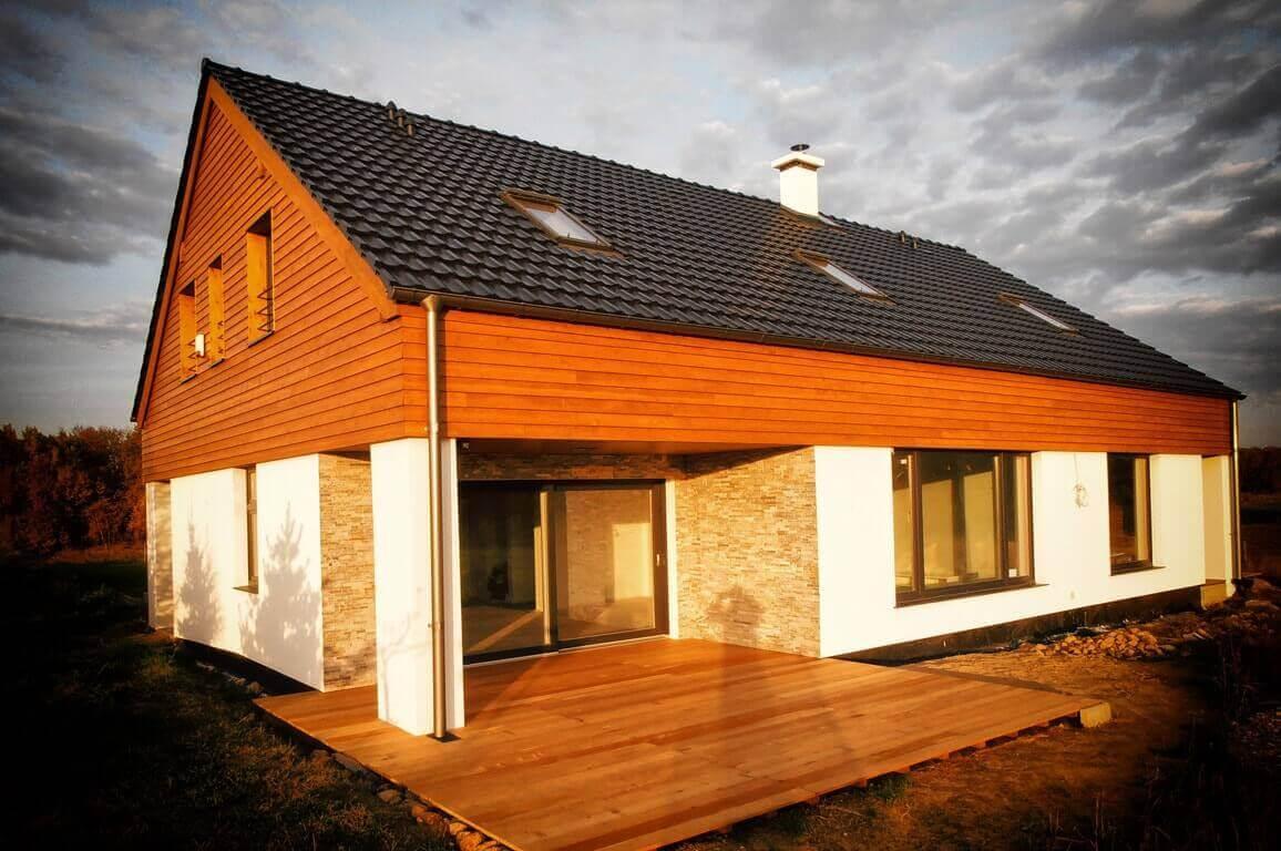 Elewacje i konstrukcje drewniane
